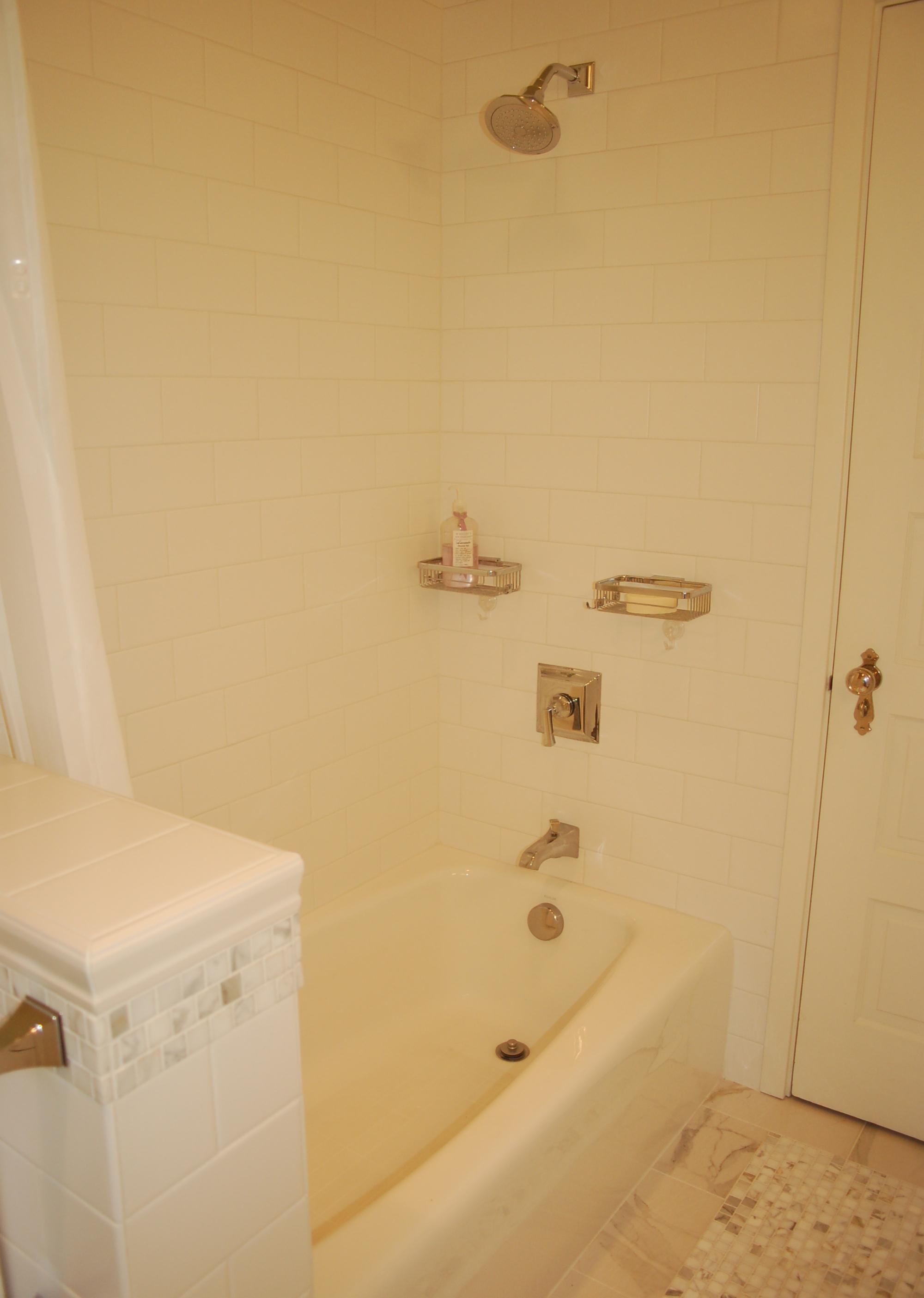 1930 39 s bathroom remodel favinger plumbing bellingham for 1930s bathroom renovation