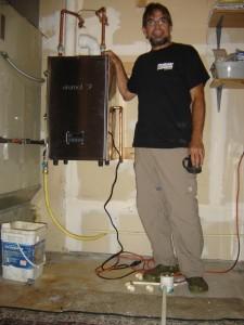 Hyrbrid Water Heater Installation Water Heater