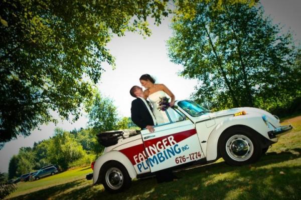 Woody and jenny wedding bug favinger plumbing bellingham woody and jenny wedding bug junglespirit Gallery